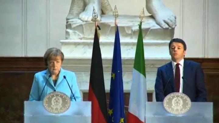 Renzi: bene Bce e Italia non si ferma ma accelera su ...