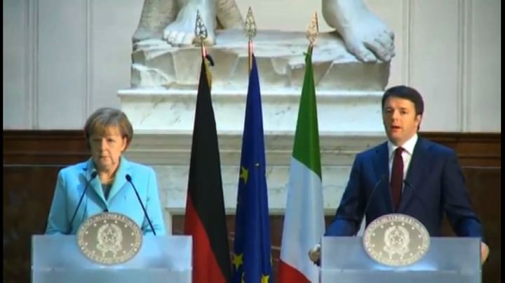 Renzi: L'Italia deve mettere il turbo sulle riforme