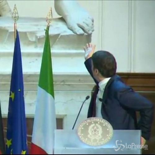 Renzi plasma riforme come Michelangelo: Basta togliere ...