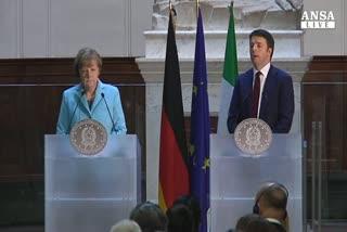 Renzi: mettere il turbo alle riforme