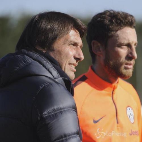 Calcio, Conte torna a Vinovo: Incontro con Juve andato bene ...