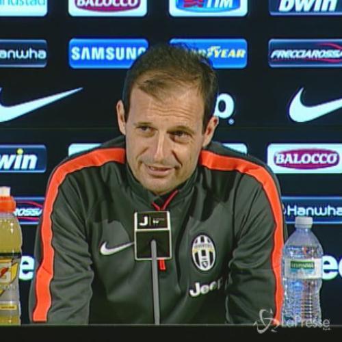 Juventus, Allegri: Con Chievo bivio importante. Conte? ...