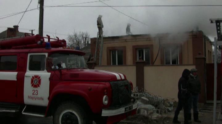 Tensione in Ucraina, bombardata Mariupol: 21 civili uccisi  ...