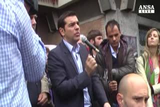 La Grecia alle urne, gli occhi dell'Europa su Tsipras
