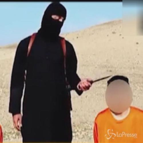 Diffuso video Isis di esecuzione ostaggio giapponese, ...