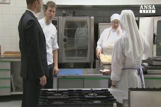 Un libro svela i gusti culinari del papa