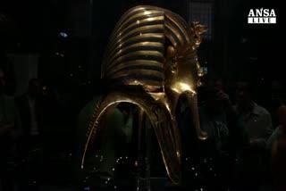 La barba di Tutankhamon sara' restaurata