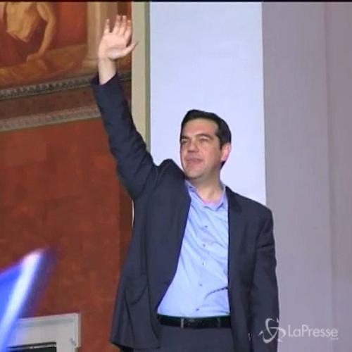 In Grecia stravince Syriza. Tsipras: Oggi il popolo greco ...