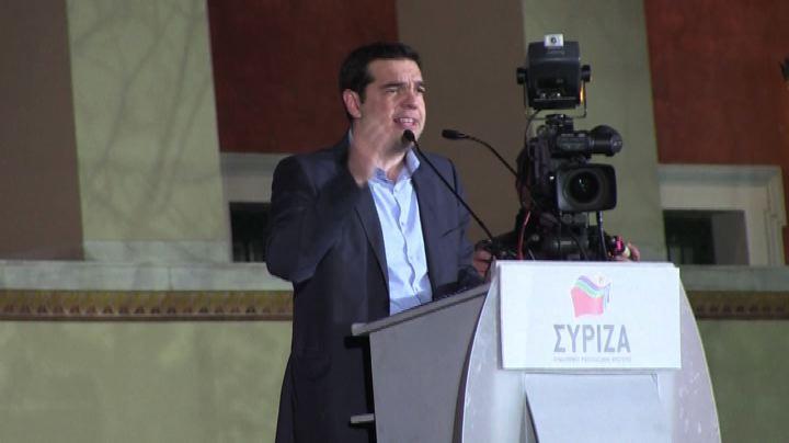 Grecia, trionfa Syriza ma Tsipras senza maggioranza ...