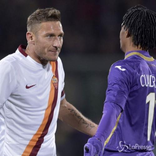 Serie A: Fiorentina ferma Roma al 'Franchi', Juventus ora ...