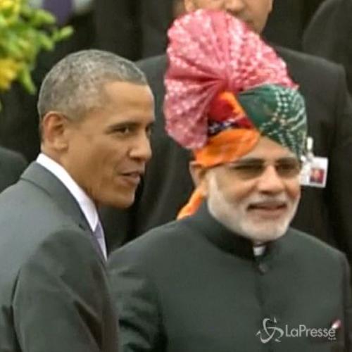 Obama ospite d'onore alle celebrazioni per la Festa della ...
