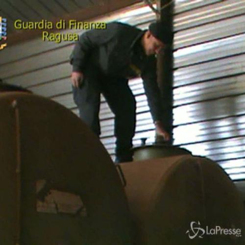 Sequestrati a Ragusa 30mila litri di gasolio agricolo, ...