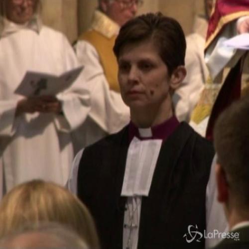 Consacrata prima donna vescovo nel Regno Unito: protesta ...