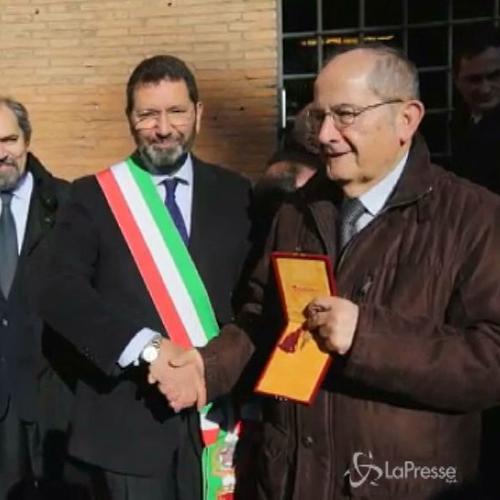 Marino consegna chiavi di Casina dei Vallati alla ...
