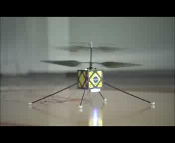 Un elicottero drone su Marte