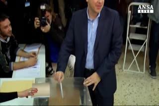 Grecia, Tsipras giura da premier