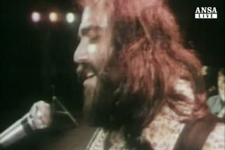 Addio Demis Roussos, voce di Forever and Ever