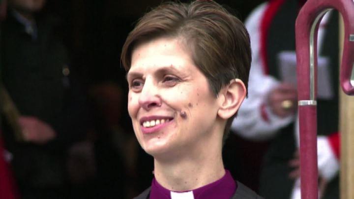 Chiesa d'Inghilterra, ordinata la prima donna vescovo