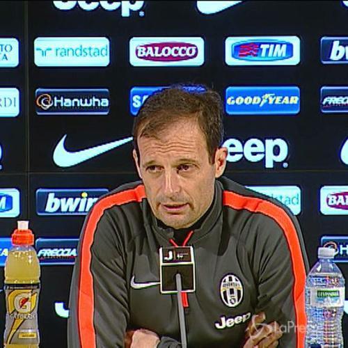 Allegri: Per Juve domani a Parma non sarà una partita ...