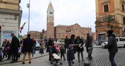 Diritti dei bambini: nel quartiere San Lorenzo i più ...