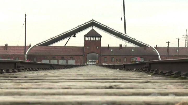 Il ritorno ad Auschwitz di 300 sopravvissuti dopo 70 anni   ...
