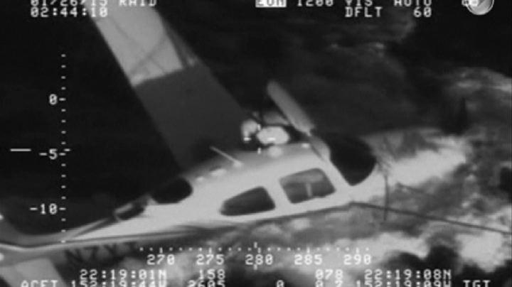 Hawaii, aereo ammara col paracadute balistico, salvo il ...