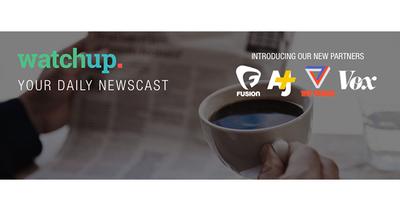 Watchup, la app che crea il telegiornale personalizzato     ...
