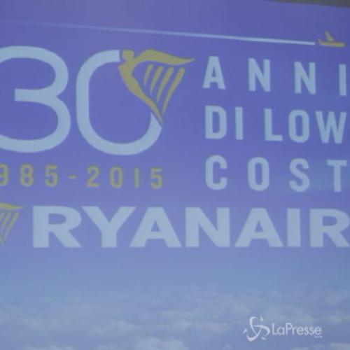Ryanair investe sullo scalo di Orio al Serio a Bergamo