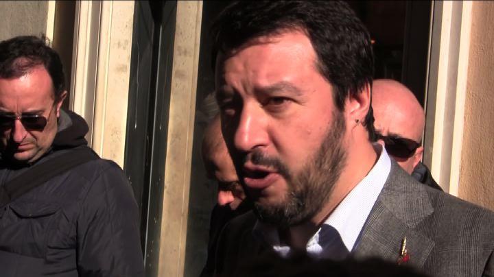 Quirinale, Salvini: Renzi mi preoccupa, no a Prodi o Amato