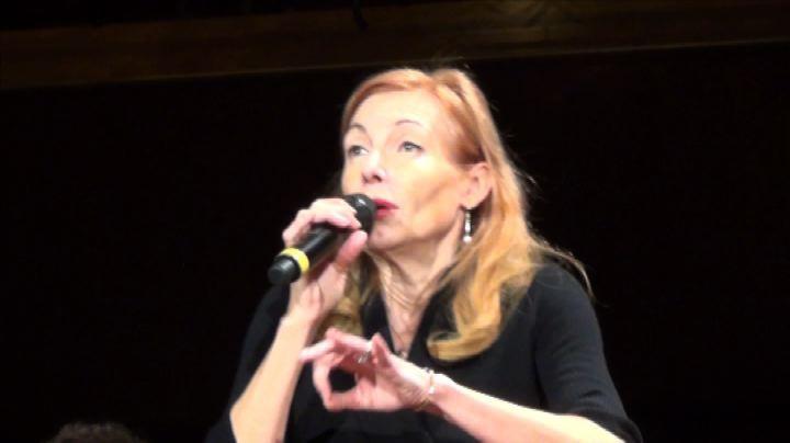Ute Lemper: Germania zero corruzione, non si può dire per ...