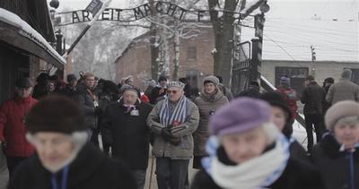 Auschwitz, giornata della memoria con i sopravvissuti