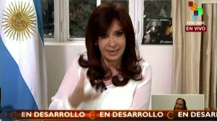 Argentina, Kirchner annuncia di voler sciogliere ...