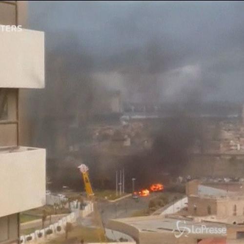 Attacco a hotel in Libia: 8 morti, fra cui 5 stranieri