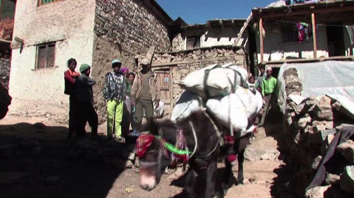 Nepal: camionabile minaccia le carovane dei tempi di Marco ...