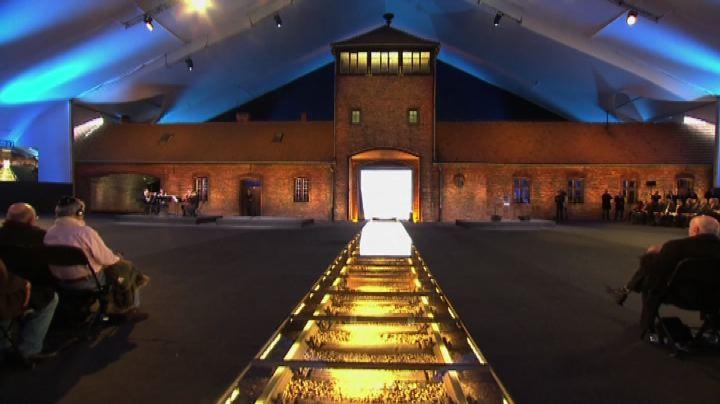 Giornata della memoria, il concerto ad Auschwitz - Nude ...