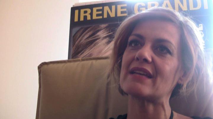 """Sanremo, il ritorno di Irene Grandi: """"Avevo qualcosa da ..."""