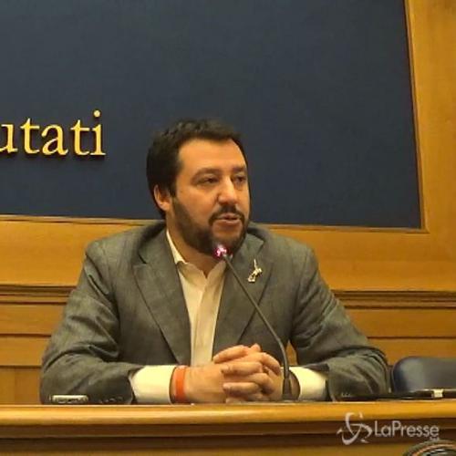 Salvini fa nome del candidato al Colle per Lega e FdI: Vittorio Feltri