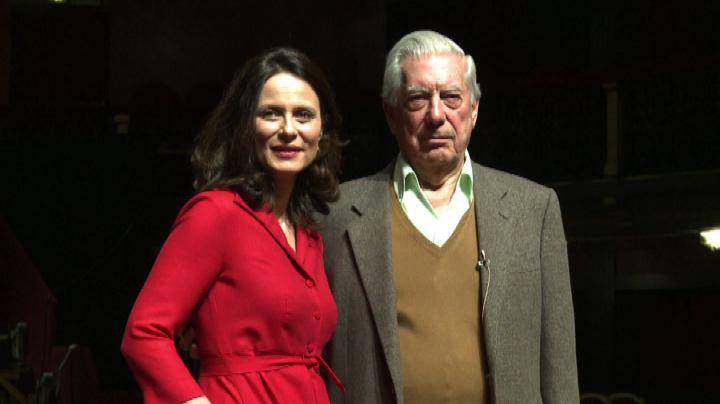 Vargas Llosa fa l'attore nel suo spettacolo ispirato al ...