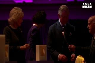 Shoah, principe Carlo commemora vittime