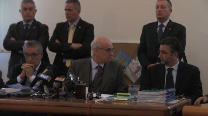 'Ndrangheta, maxi operazione in Emilia Romagna: 117 arresti ...