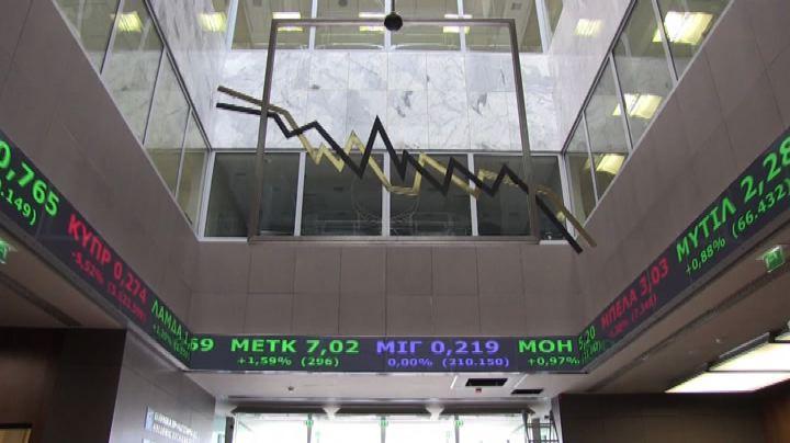 Mercoledì nero in Grecia: crolla la Borsa, tassi alle ...