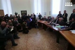 'Ndrangheta: anche in Emilia risate su sisma