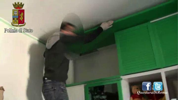 'Ndrangheta a Roma, arrestato il latitante Mollica