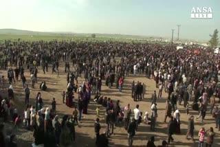 Isis: Erdogan non festeggia liberazione Kobane