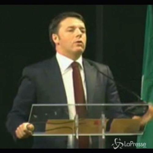 Colle, Renzi a Elettori Pd: No falò, non bruciamo nomi. Ok ...