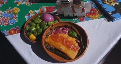 Tamales, il Messico omaggia il cibo dei guerrieri Maya