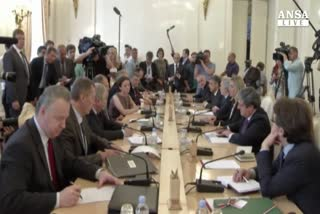 Ucraina: stretta Ue-Usa su sanzioni