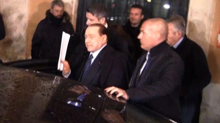 Berlusconi: no a Mattarella, così salta il patto del ...