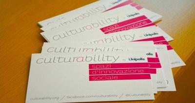 Culturability: al via il bando 2015 per la rigenerazione ...