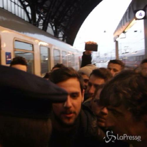 Destro arriva a Milano: Contentissimo, il Milan è il Milan ...